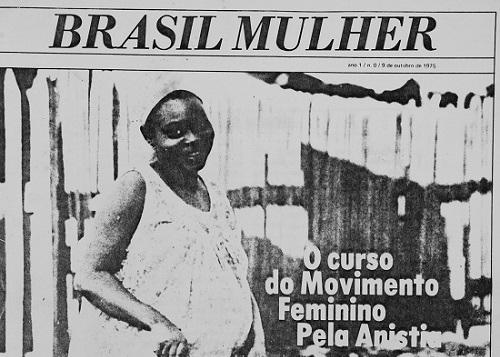 jornal de resistência das mulheres