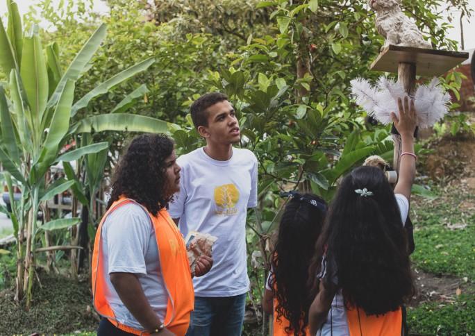 A partir dos saberes locais, projeto transforma bairro de Jacareí (SP) em escola a céu aberto