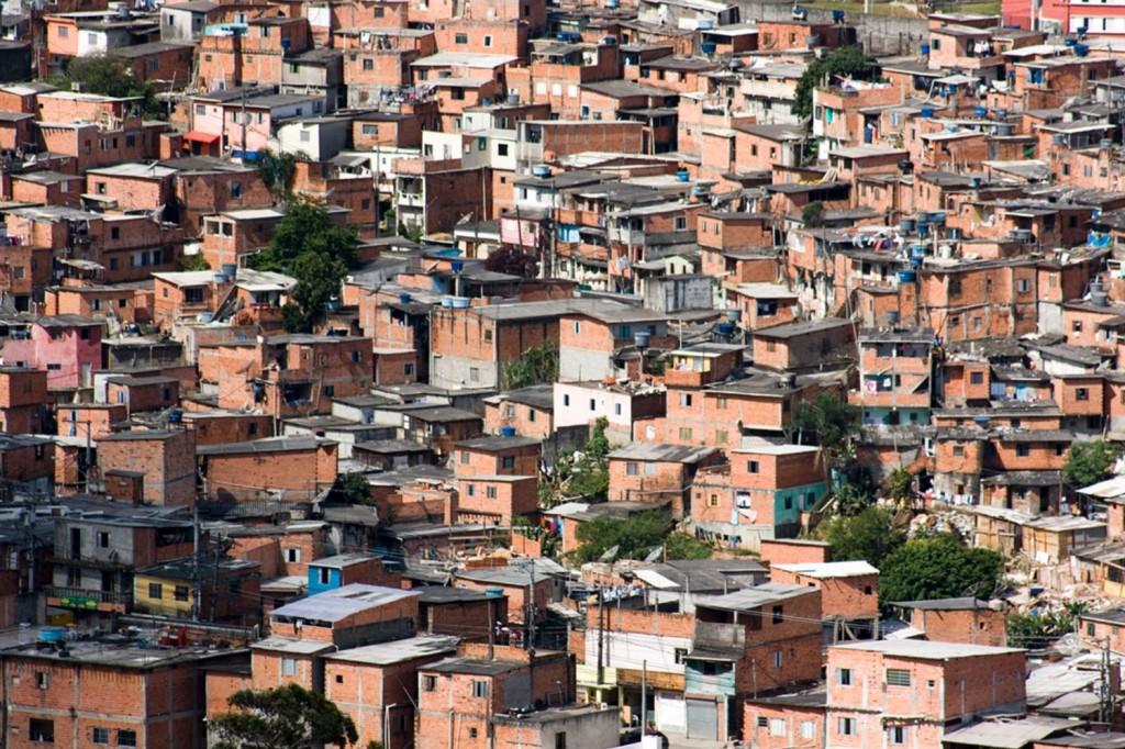 favela de Paraisópolis