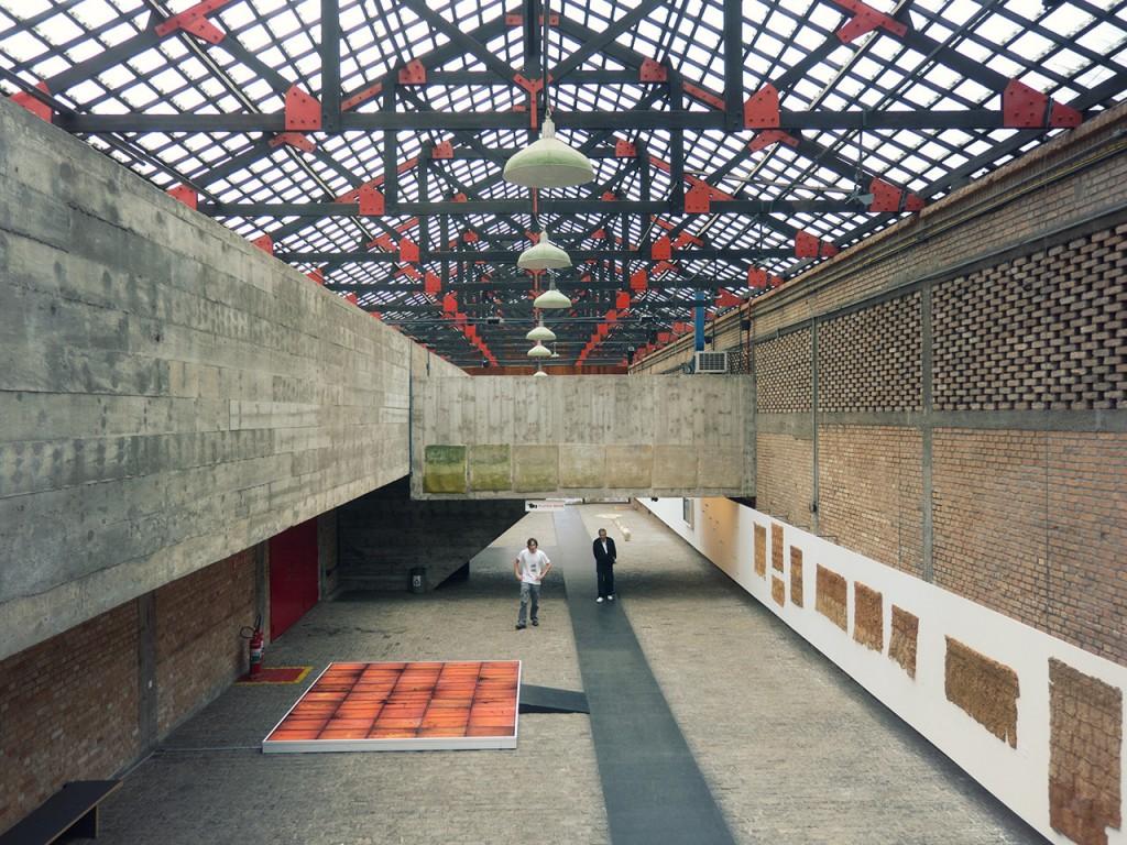 interior do sesc pompeia