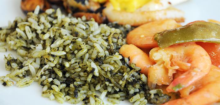 festa junina arroz de cuxá