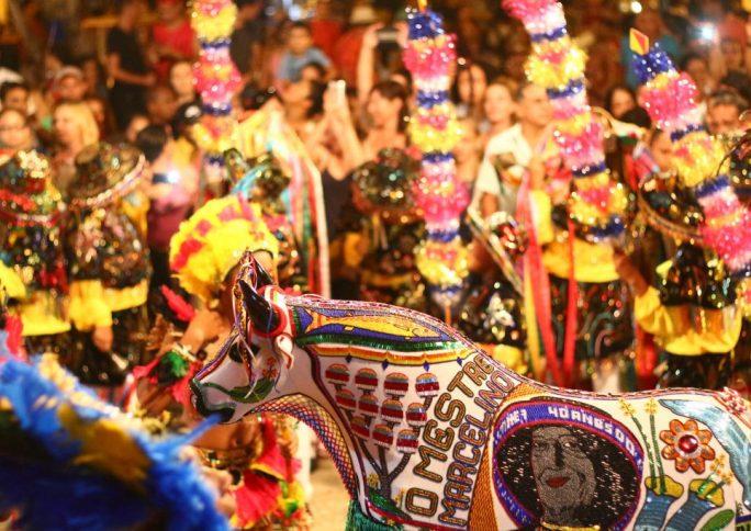 Festa junina no Maranhão: bumba-meu-boi e saberes locais passados de geração para geração