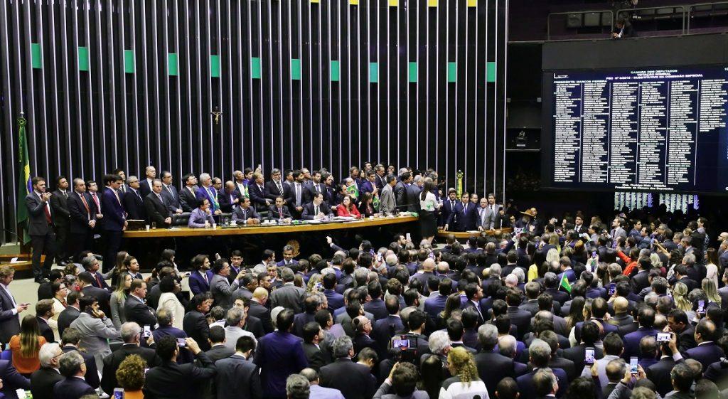 Câmara votou o texto nesta quarta-feira (10) (Najara Araújo/Câmara dos Deputados)