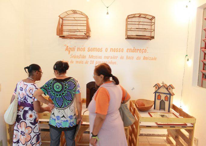 Museu social: curadoria comunitária e preocupação com o presente