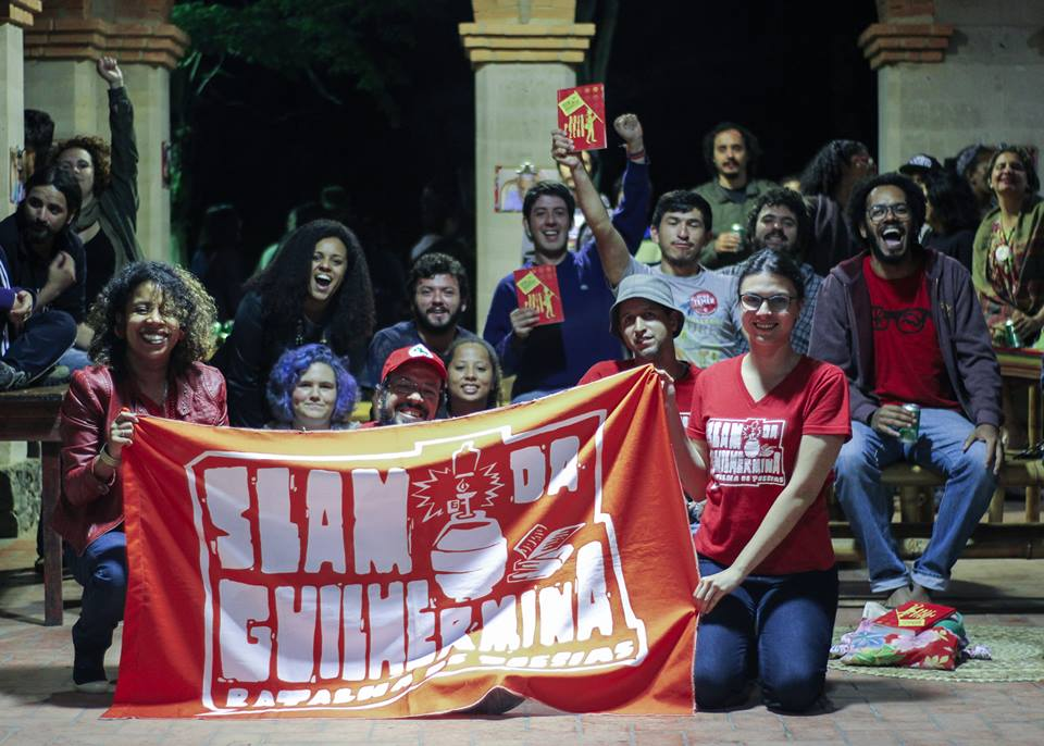 Slam da Guilhermina, em São Paulo