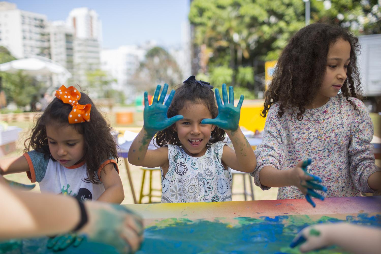 brincar deve ser premissa em cidades para crianças