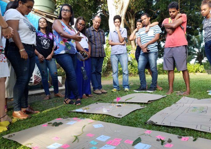 No sul da Bahia, escola valoriza saberes comunitários e diálogo com a comunidade