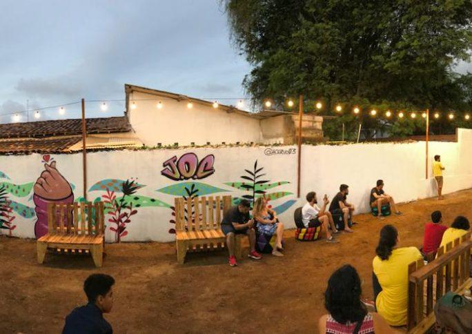 Coletivo Massapê ativa espaços públicos de Recife (PE) em projetos com a comunidade local