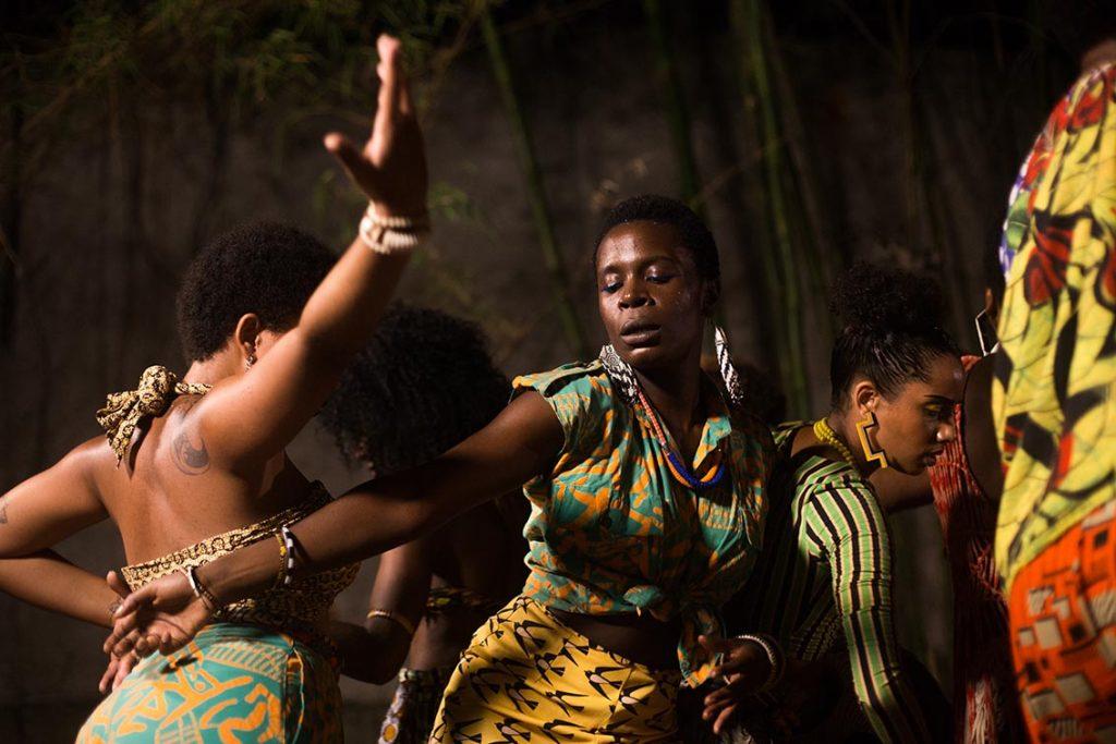 atrizes que fizeram parte do filme Kbela