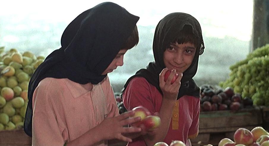 as duas protagonistas do filme