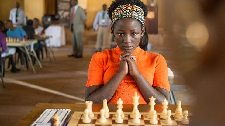rainha do xadrez no filme