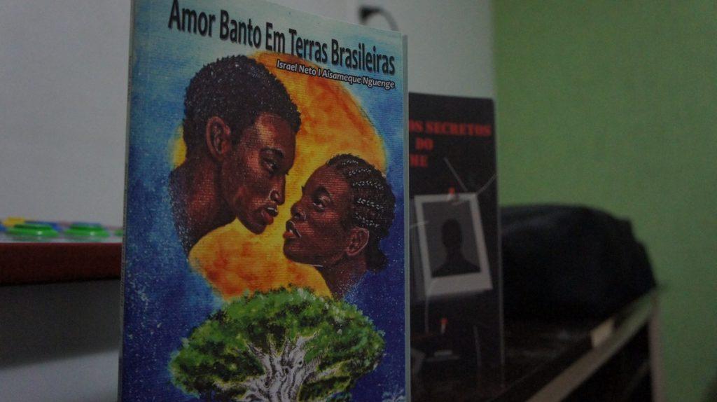 livro amor banto da editora kitembo