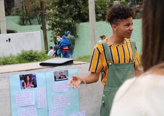 """Bruninho Souza: """"Não dá para pensar política e transformação social se o debate não passar pela educação"""""""
