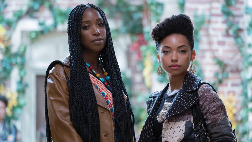 protagonistas da série dear white people