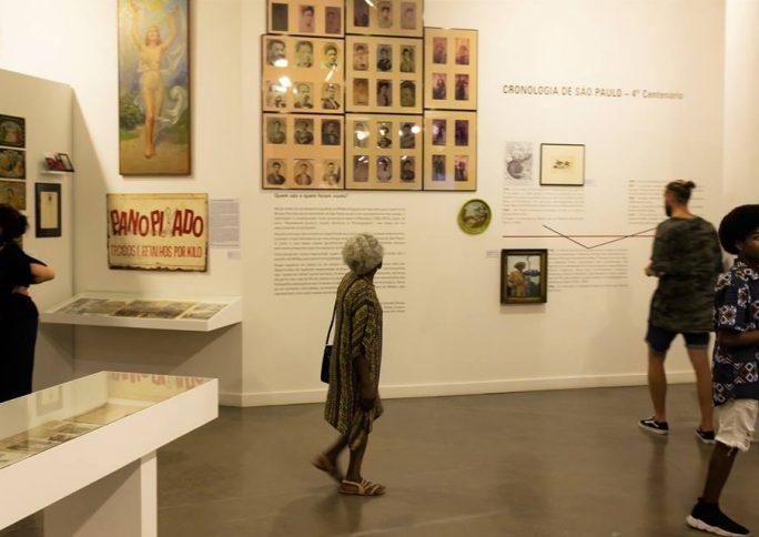 Museu Afro Brasil abre seu acervo em exposições virtuais