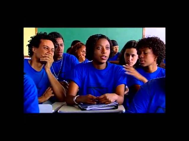 filme brasileiro alguém falou de racismo