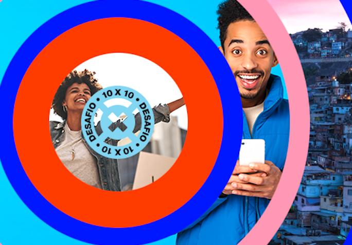 Desafio 10x10 mobiliza jovens em desafio de cidadania digital durante pandemia