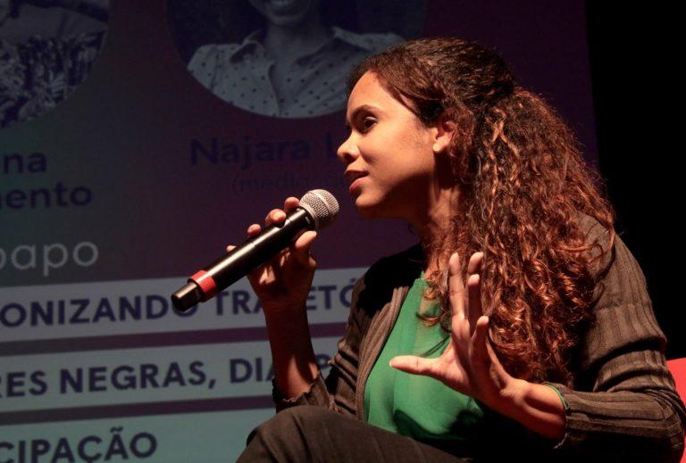 Autora mora em Taboão da Serra, na Grande São Paulo, e estudou a política de inclusão de estudantes negros e negras na universidade Crédito / João Cláudio de Sena