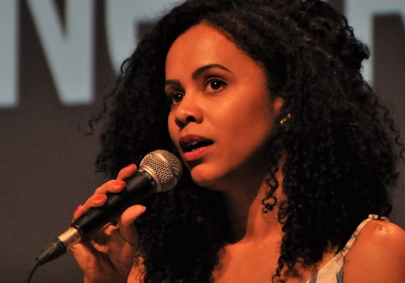 fotografia de rosto da socióloga Najara Costa