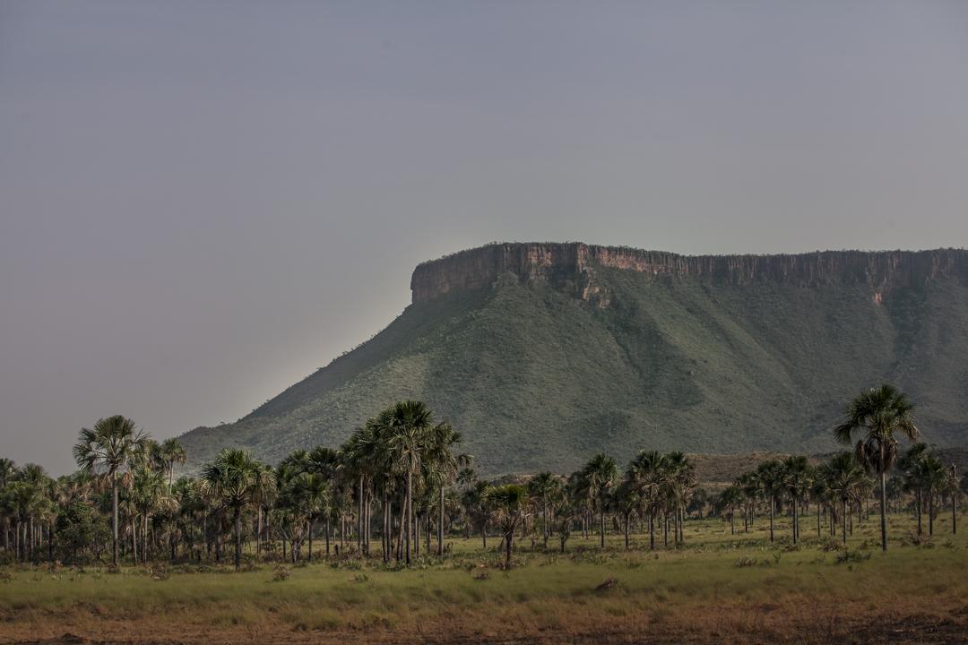 paisagem natural do jalapão no tocantins